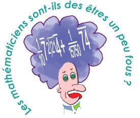 mathematiciens fous