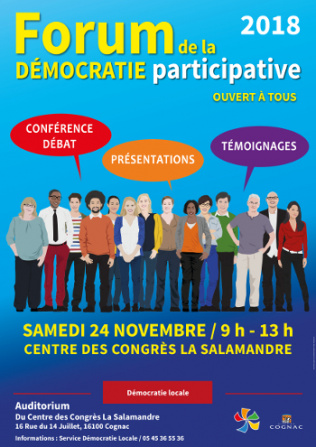 Forum de la démocratie participative