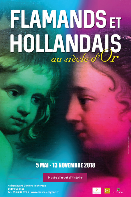 Flamands et Hollandais au siècle d'Or