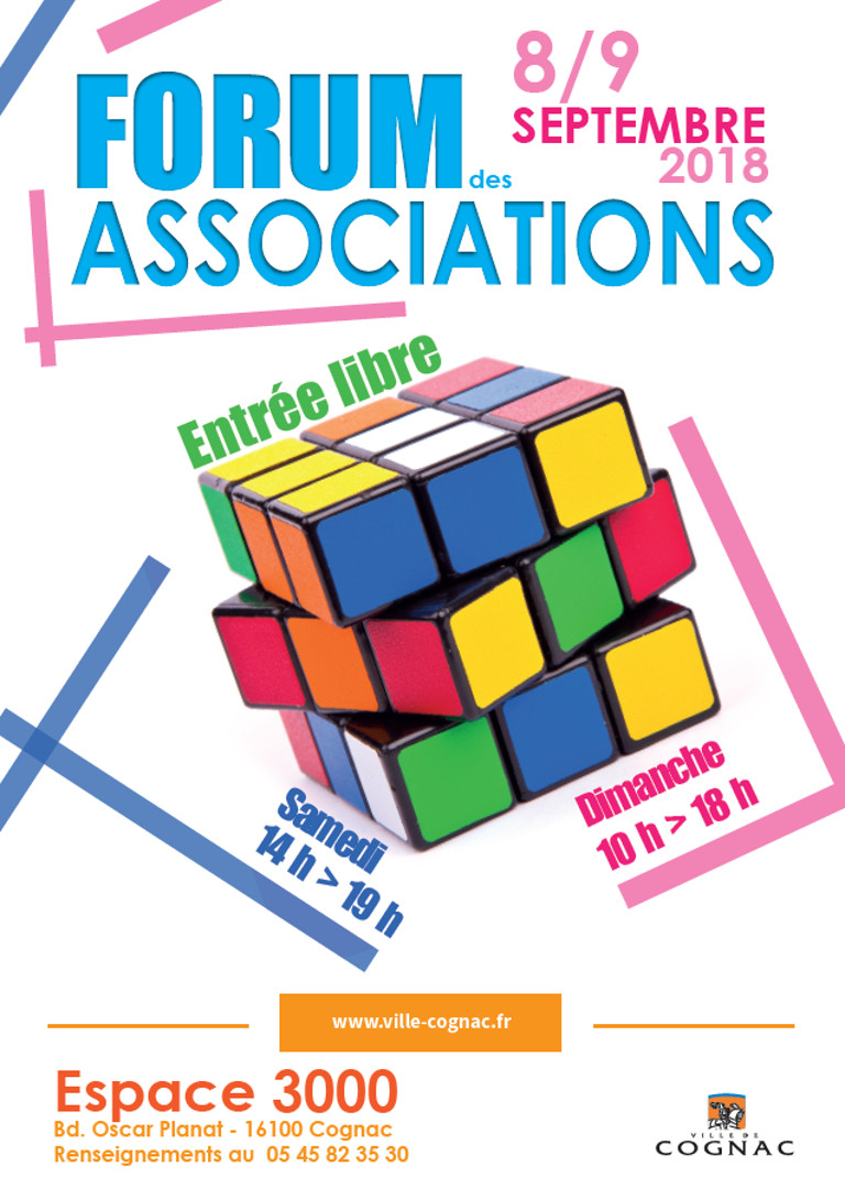Programme du forum des associations 8 & 9 septembre 2018 -  PDF - 2.2 Mo